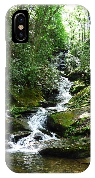 Roaring Fork Falls - June 2014 IPhone Case