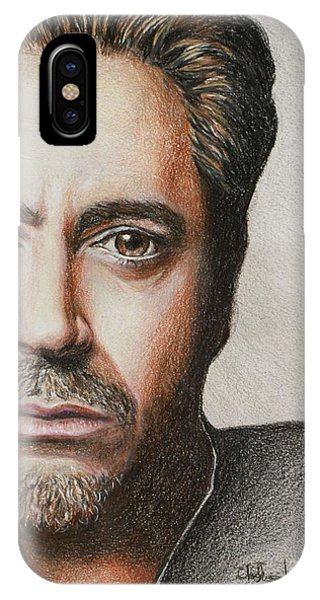 Robert Downey Jr. IPhone Case