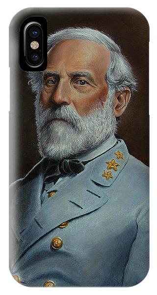 Robert E. Lee IPhone Case
