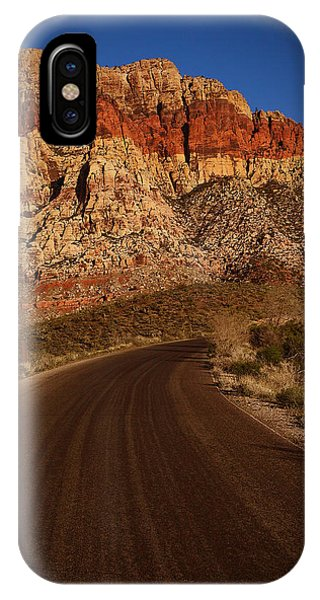 Robert Melvin - Fine Art Photography - 13 Mile Loop IPhone Case