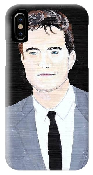 Robert Pattinson 120a IPhone Case