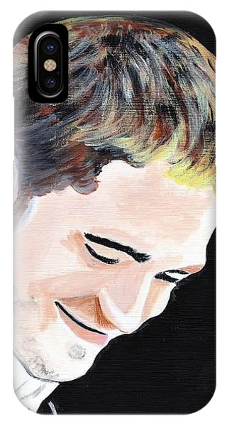 Robert Pattinson 121 IPhone Case