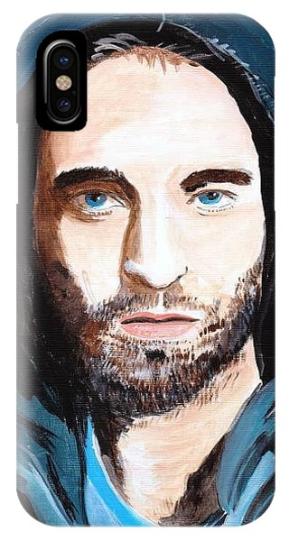 Robert Pattinson 128a IPhone Case