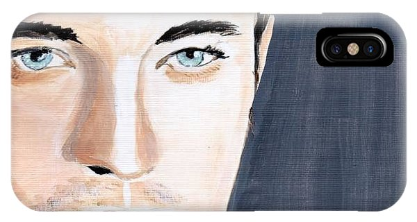 Robert Pattinson 131a IPhone Case