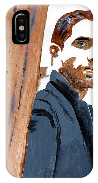 Robert Pattinson 135 IPhone Case