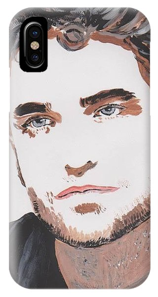 Robert Pattinson 138 A IPhone Case