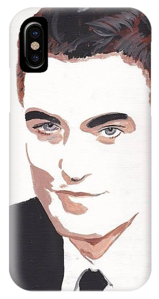 Robert Pattinson 141 IPhone Case