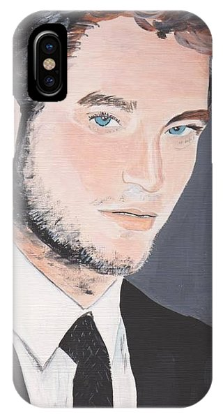 Robert Pattinson 141a IPhone Case