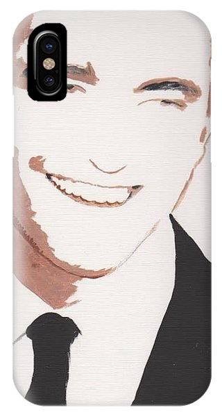 Robert Pattinson 142 A IPhone Case