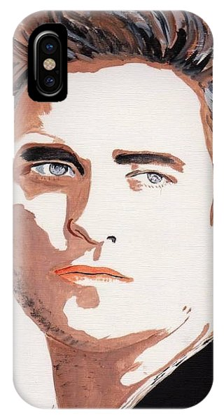Robert Pattinson 144 IPhone Case