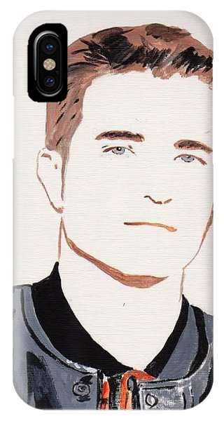 Robert  Pattinson 145 IPhone Case