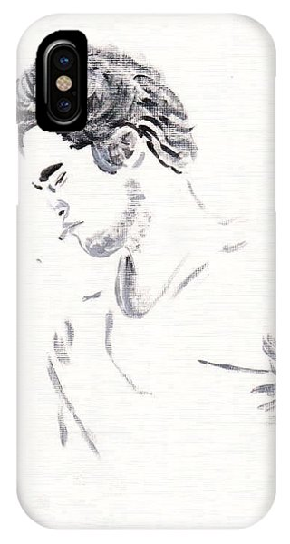 Robert Pattinson 147 IPhone Case