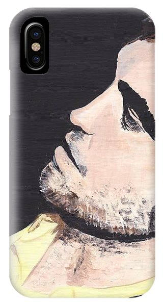 Robert Pattinson 4 Jen2 IPhone Case