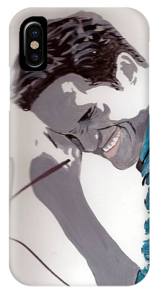 Robert Pattinson 48a IPhone Case