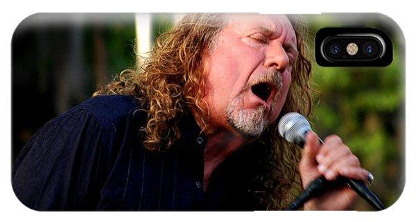 Robert Plant 2 IPhone Case