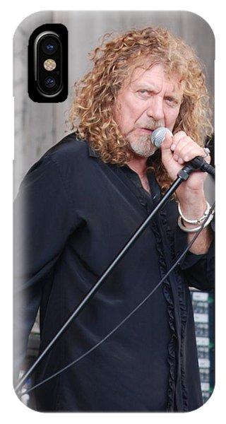 Robert Plant Phone Case by Pamela Schreckengost