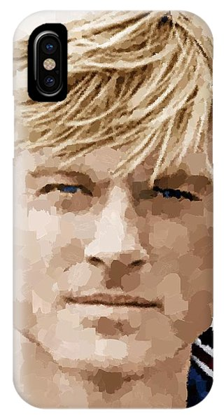 Robert Redford IPhone Case
