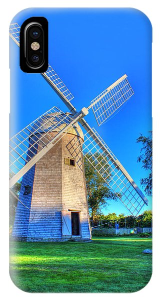 Robert Sherman Windmill IPhone Case