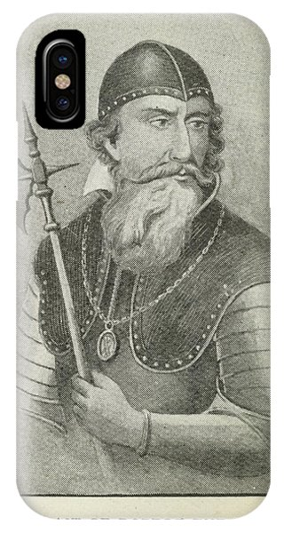Robert The Bruce IPhone Case