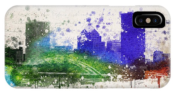 Rochester In Color IPhone Case