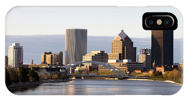 Rochester New York Skyline IPhone Case