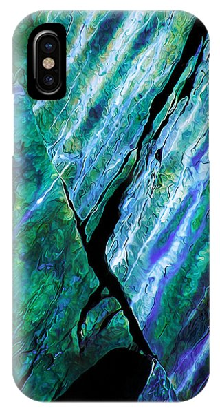 Rock Art 15 IPhone Case