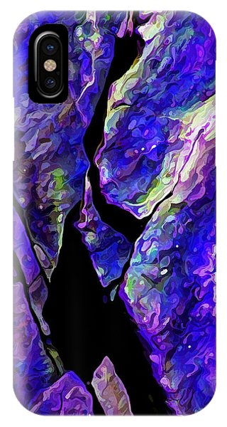 Rock Art 19 IPhone Case