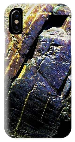 Rock Art 9 IPhone Case