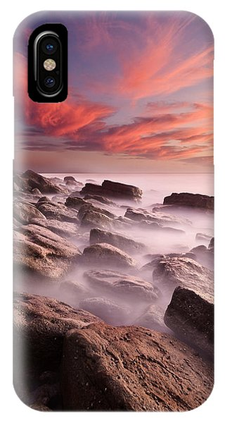 Rock Caos IPhone Case