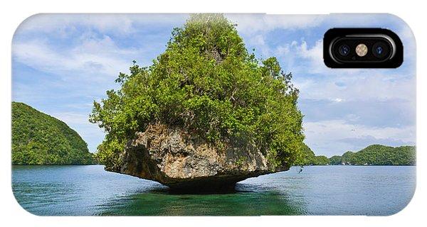 Micronesia iPhone Case - Rock Islands, Palau, Micronesia by Keren Su