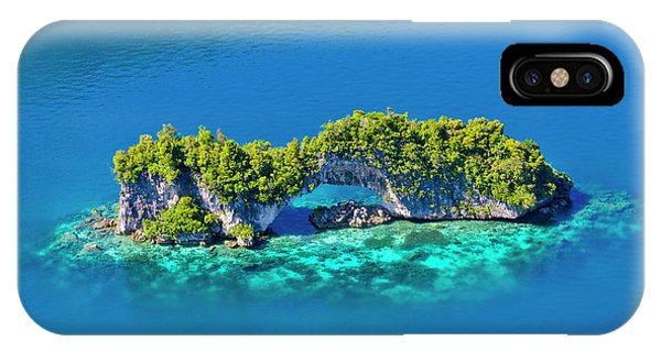 Micronesia iPhone Case - Rock Islands, Palau (not Available by Keren Su