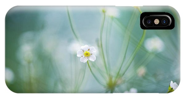 Macro iPhone Case - Rock Jasmine by Jacky Parker