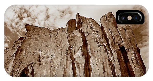 Rock Mound IPhone Case