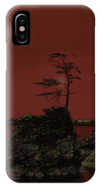 Rock Of Garibaldi IPhone Case