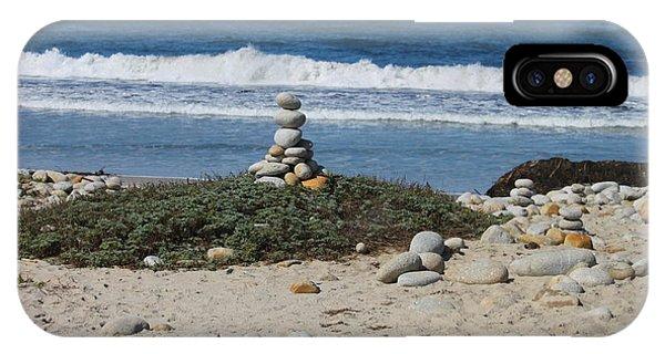 Rock Sculpture 2 IPhone Case