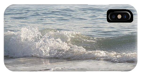 Rock-strewn Beach Phone Case by Deborah Smolinske