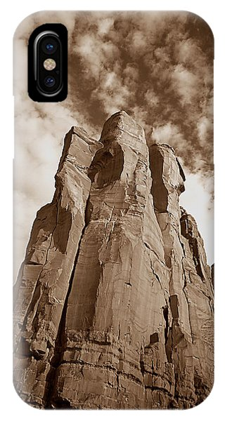 Rock Tower IPhone Case