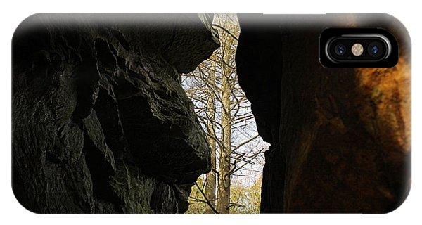Rock Window IPhone Case