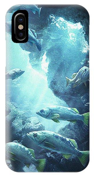 Rockfish Sanctuary IPhone Case