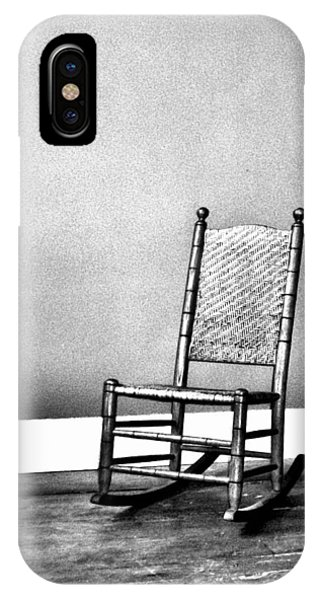 Rocking Chair IPhone Case