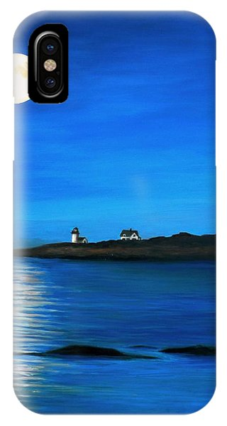 Rockport Harvest Moon IPhone Case