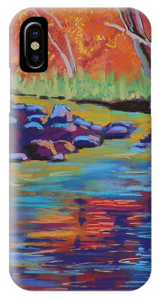 Rocks And Reflections IPhone Case