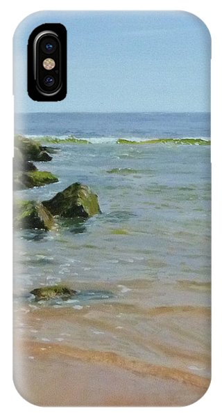 Rocks And Shallows IPhone Case