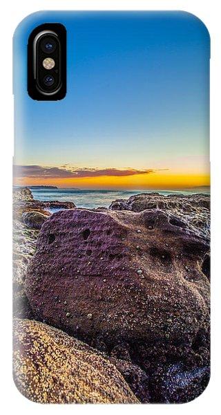 Rocks By The Sea 2 Phone Case by Dasmin Niriella