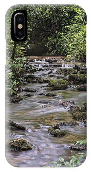 Rocks In The Stream IPhone Case