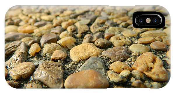 Rocks On My Path IPhone Case
