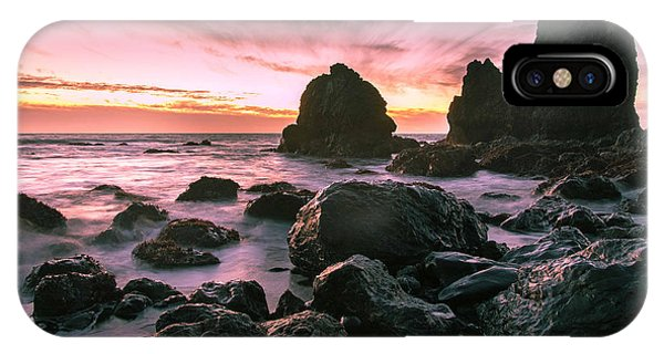 Rocky Beach IPhone Case
