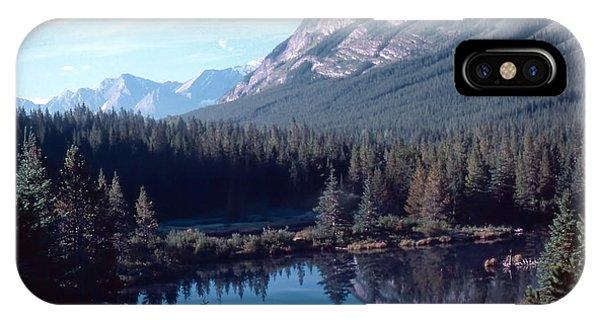 Rocky Mountain Gem IPhone Case