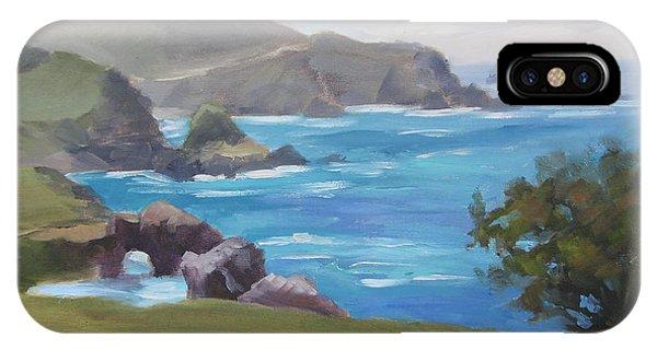 Rocky Point Big Sur IPhone Case