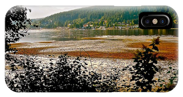 Rocky Point Port Moody IPhone Case